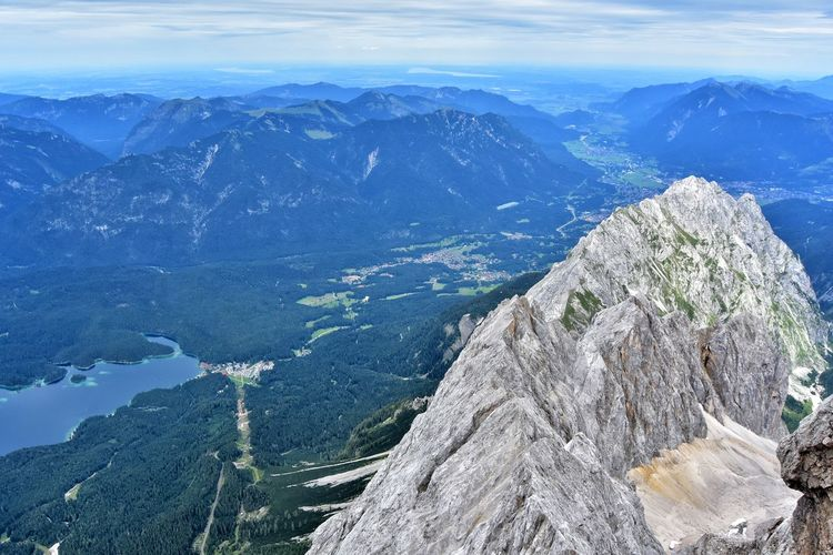 alps and eibsee