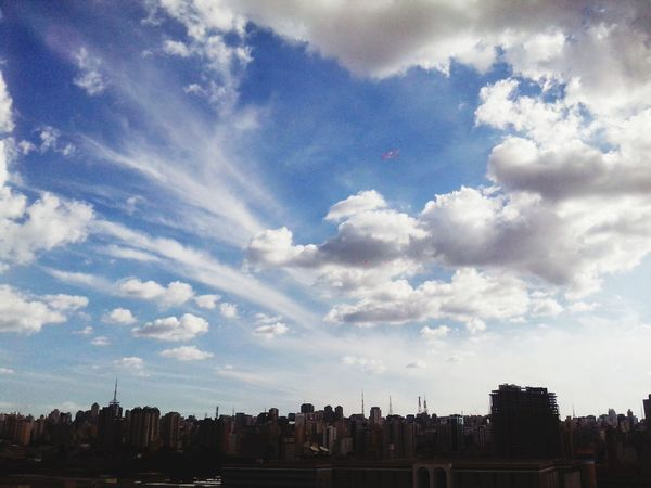 ~ Nada como olhar para o Céu e ver como é Maravilhoso.