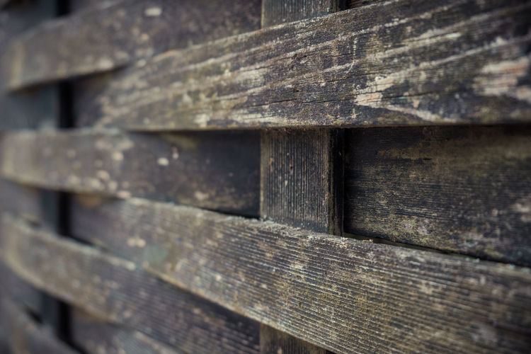 Old wooden Door Close-up Day Focus On Foreground Full Frame No People Old Old Fence Old Wood Old Wooden Old Wooden Door Plank Rotten Wood Selective Focus Weathered Wood Stucture Wooden Wooden Door