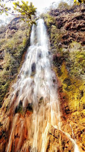 waterfall Water Blur Tropical Winter Time Water Spraying Motion Flowing Water Waterfall Stream - Flowing Water Stream Falling Water Rock Rapid Splashing The Traveler - 2018 EyeEm Awards