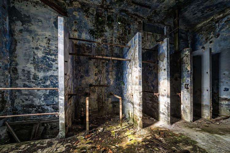 Abandoned Power