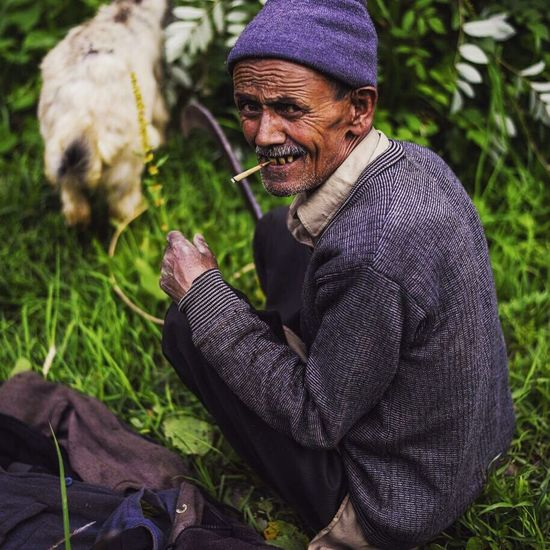 The old goat's man . Mature Adult Only Men Agriculture One Mature Man Only Beard Working Rural Scene Farm Worker One Man Only People Day Outdoors Mountain Picoftoday Streetphotography The Street Photographer - 2017 EyeEm Awards Workhardtravelwell The Great Outdoors - 2017 EyeEm Awards Street Photography Indian Food Men Portraits Of EyeEm Street Art Natgeo Natgeoyourshot