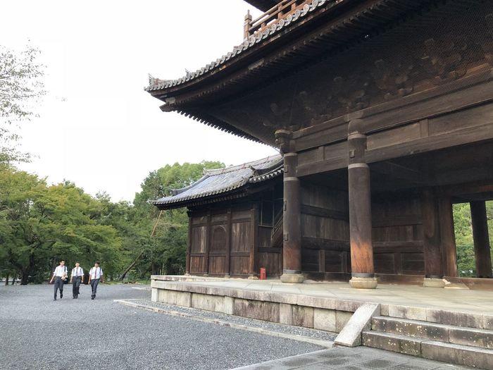 Along the Tetsugaku-no-michi (Philosopher's Path) in east Kyoto Travel Destinations Japanese Architecture Japanese Culture Place Of Worship Religion Tetsugaku No Michi