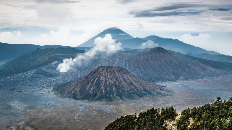 Bromo Bromo Mountain Caldera Day Eruption Great Outdoors - 2016 EyeEm Awards Horse INDONESIA Outdoors Tengger Traveling