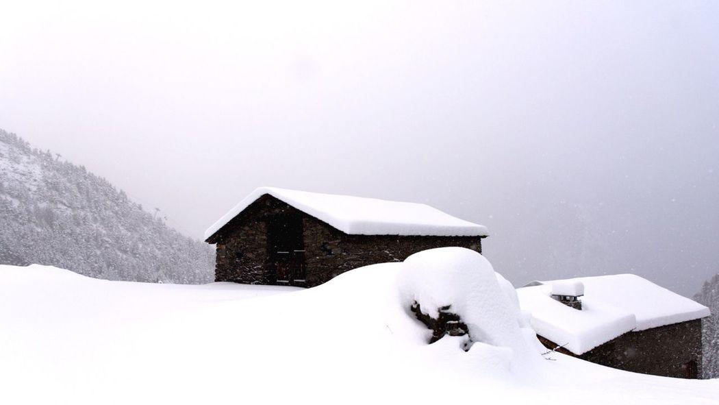 Winter Wonderland Deepfreeze Andorra ProCamera - Shots Of The Year 2014