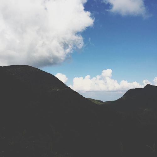 Knuckles Range Mountains SriLanka