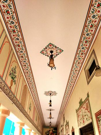 Warmth of Architecture! Ceiling Architecture Architecture Art Indian Culture  Indian Rajasthan Rajasthani Culture Indian Ethnicity Indianfestival India Design