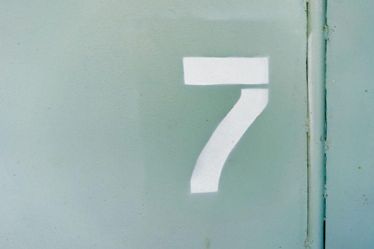 7 Seven Wall