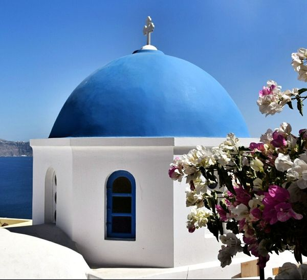 Something blue Dome No People Travel Destinations Architecture Outdoors Day Hdrphotography Hdr_Collection Santorini Greece Photography Travel Photography Eyeemphotography Tranquility EyeEmNewHere EyeEm Best Shots Santorini Island Santorini Church Blue Minimalist Architecture Tourism Travellers Lovefortravel EyeEmBestPics EyeEmbestshots Neighborhood Map The Architect - 2017 EyeEm Awards The Street Photographer - 2017 EyeEm Awards Sommergefühle EyeEm Selects The Week On EyeEm Your Ticket To Europe