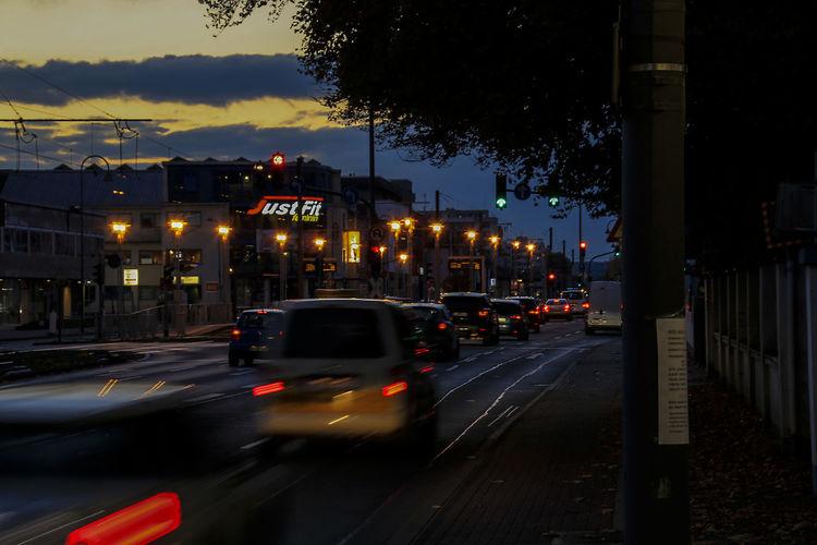 Car Cars City