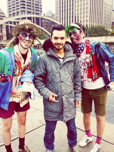 Nayhanpliliphsquare Zombie Zombiewalk  Zombiewalkcanada2013