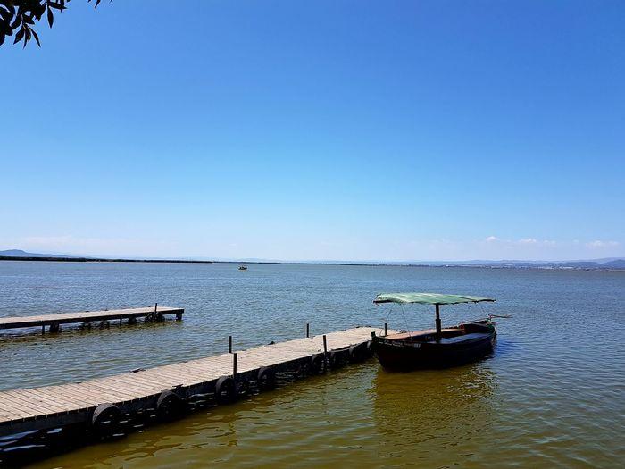 Barco deslumbrando. Beauty In Nature Agua,nature,water