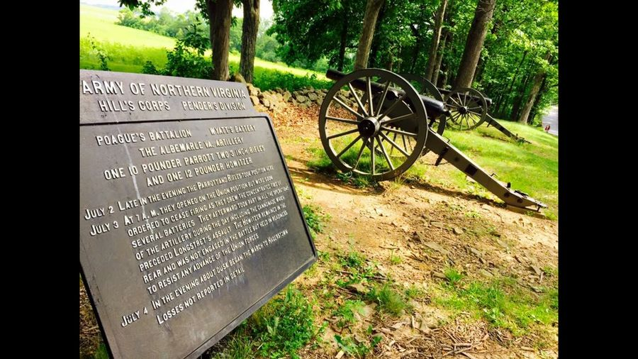 Gettysburg Pennsylvania Civil War IPhone IPhone Photography