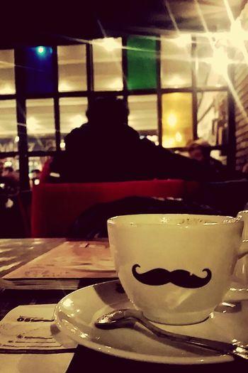 Mustache 🎩👤 Mustachelove ❤ Salep Drinking Salep ☕ Winter Winter_collection ❄ Fondness 👭 Taking Photos Enjoying Life Happy Day Osmanlıkahvecisi Rize