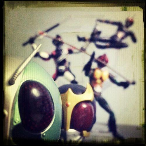Rider, den-o, decade, black & Amazon ... Hobby Maskedriderlover Childhood Heroes