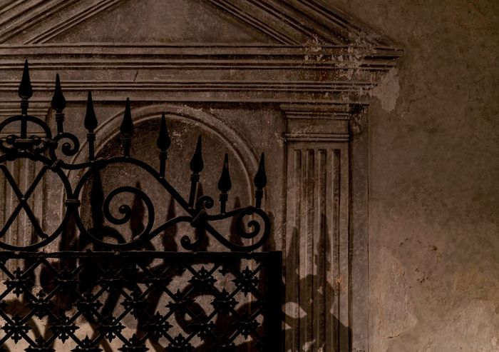 Nonsense Gate Amalfi  Amalfi Coast Bella Italia Italy Duomo Di Amalfi Built Structure Architecture Building Exterior No People Building Wall - Building Feature Pattern History Old Metal Wall Art And Craft Closed