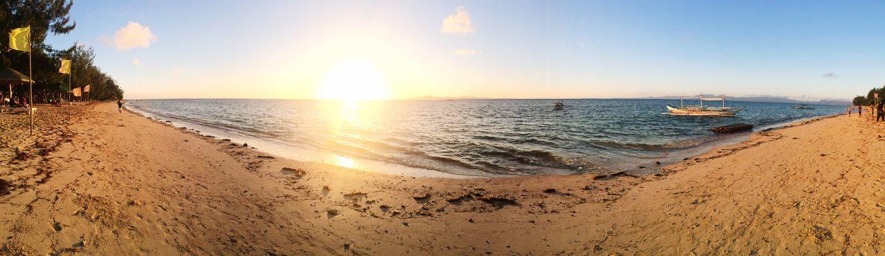 Landscapes With WhiteWall Sunshine Sunrise Island