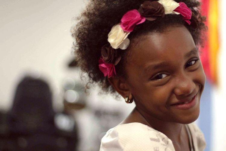"""Las caras lindas de mi gente negra"" Ismael Rivera Portrait Child Looking At Camera Childhood 50mm Curly Hair Cauca Colombia ♥  ColombianPhoto Astrid"