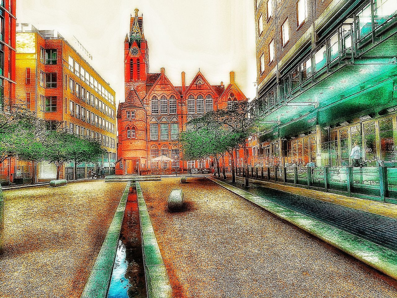 architecture, built structure, building exterior, transportation, city, no people, travel destinations, day, outdoors, sky
