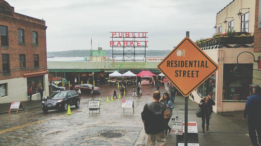 Seattle Pike Place Market, Seattle Seattle, Washington Pioneer Square PikePlaceMarket