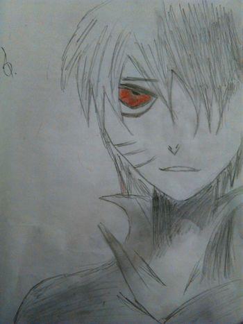 My fanart! Art Drawing Creative Anime Fanart Naruto Rate Art, Drawing, Creativity Likeforlike Followme