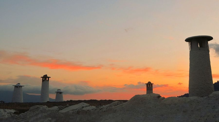 Enjoying Life Sunset #sun #clouds #skylovers #sky #nature #beautifulinnature #naturalbeauty #photography #landscape First Eyeem Photo