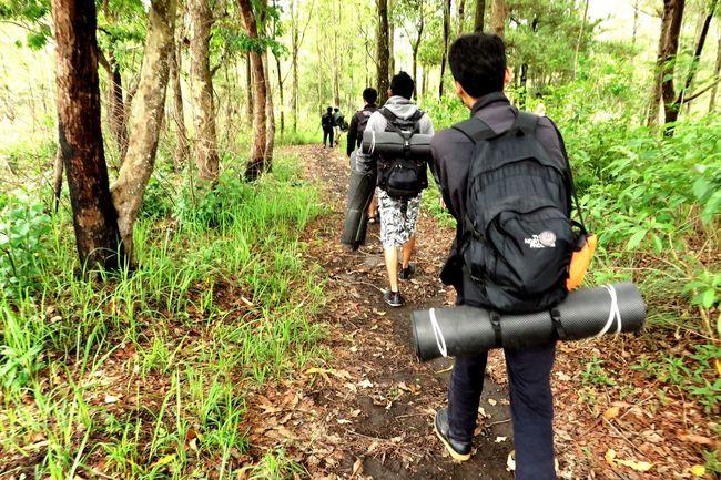 Hiking to batur mountain bali First Eyeem Photo