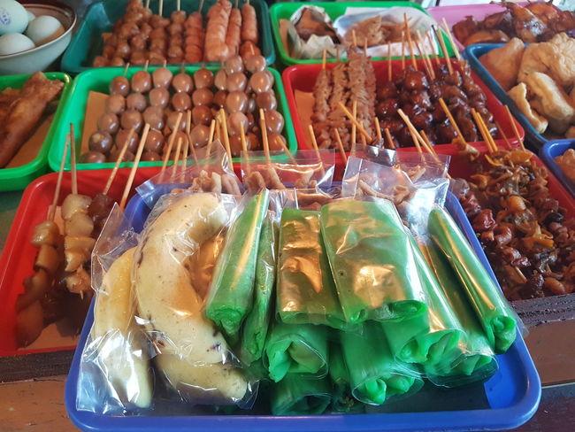 Traditional food Angkringan