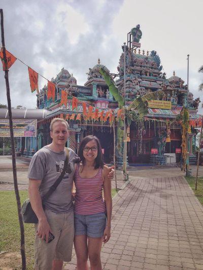 Penang hill Hindu temple