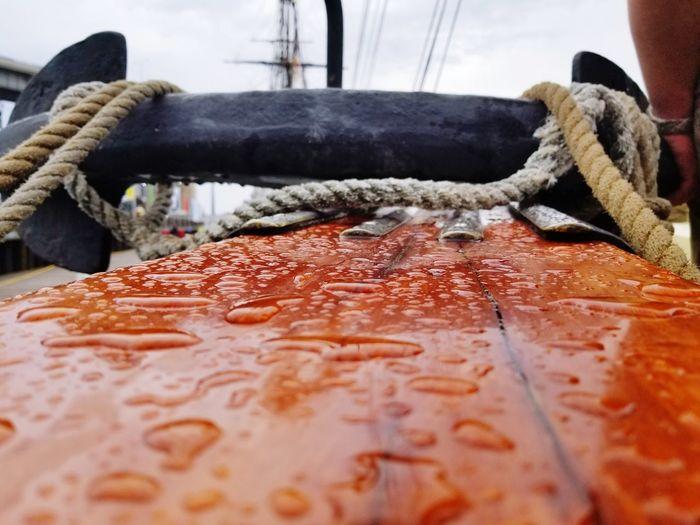 Tall Ship Water