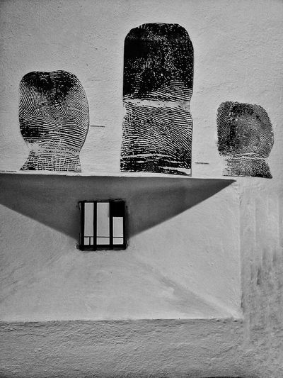 Monochrome Photography Prison Cell Real People