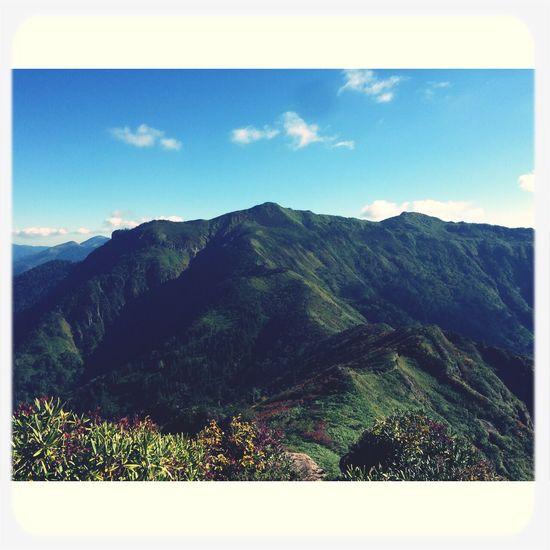 武尊山 Fromthetrails Peaks Landscape 75mile