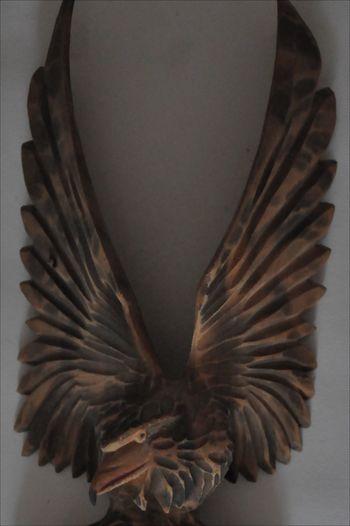 Skulptur Wood
