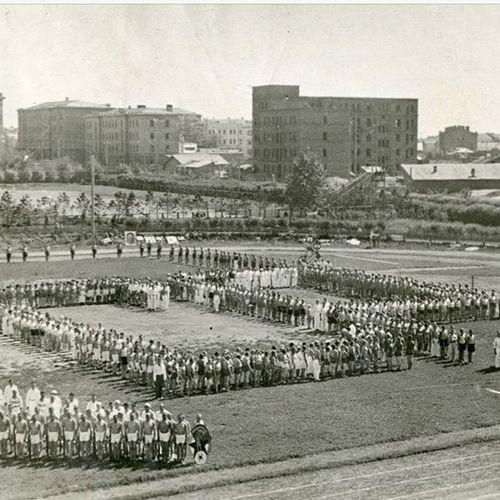 Наша улица в 1937 году.