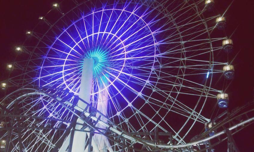 It's family time!!! :D Ferris Wheel Beautiful First Eyeem Photo Finding The Next Vivian Maier