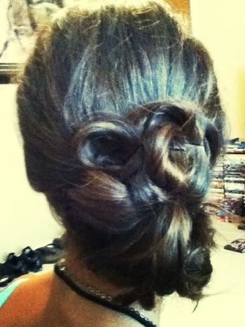 I Loved My Hair That Day <3