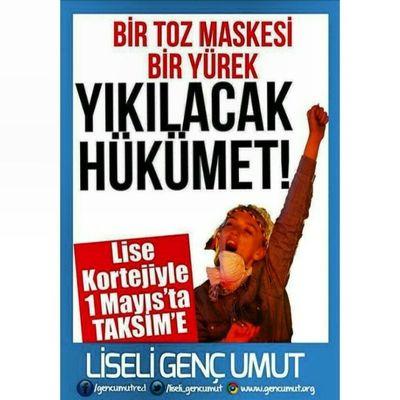 1 Mayıs'ta Taksim'e hırsız taşlamaya ! Liseligencumut Gencumut Taksim 1mayis liseli