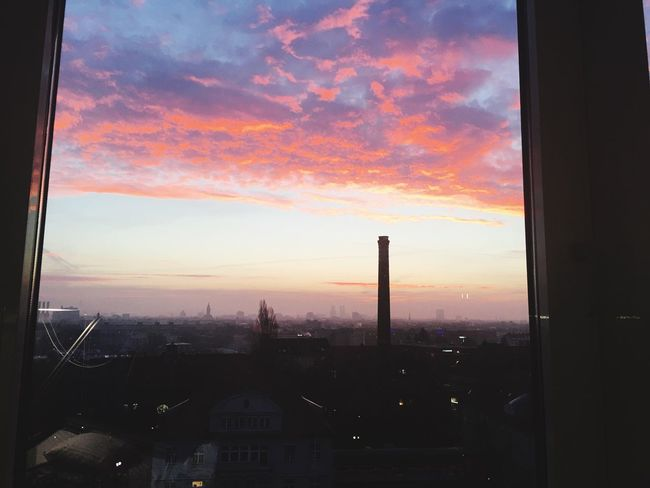 Berlin City Highway Sky Drk WestEnd
