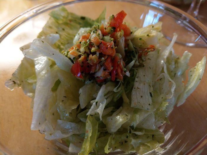 Salat dazu Salad Salat Dinner Foodporn Foodphotography Food And Drink Food Ready-to-eat Healthy Eating Freshness Indoors  No People