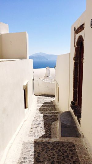 Neighborhood Map Day Clear Sky Sand Sunlight Built Structure Outdoors Architecture No People Nature Beach Mountain Whitewashed Beauty In Nature Travel Destinations Scenics Water Building Exterior Sea Sky Old Town View Walking Around Lines Clear Sky