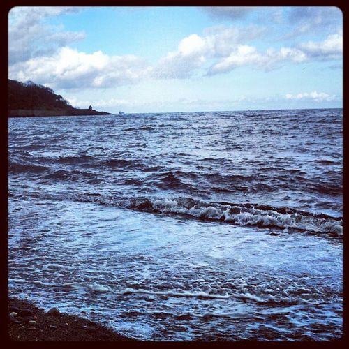 'Choppy' Ravenscraig Fife  Scotland Cloudatlas Cloudreality Cloudporn Clouds skysnappers skyporn sky Seascape Seaview sea Instagrampolis instamob instahub