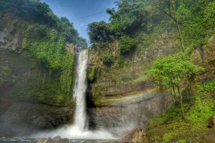 Surga kecil dikaki bukit Cobanbaung Waterfall Exploreeastjava