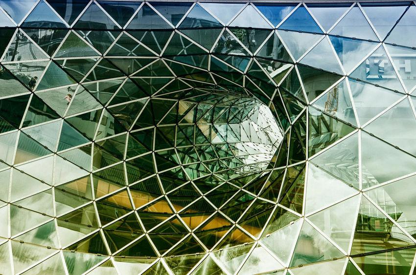 Patterns Architecture Glass Metal Frankfurt Am Main Wingman First Eyeem Photo