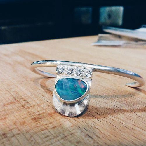 Jewelrydesign Engraving Metalsmith Workbench Handmade Jewellery Handmade Bangles