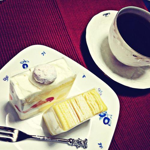 100yen cake♡ Cakes 100yen Sweets