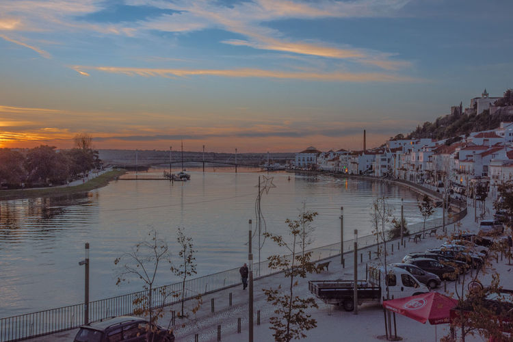 Alentejo,Portugal Nuvens Portugal Reflection Alcacer Do Sal Beauty In Nature Clouds Nature Outdoors Red Sky River Sado Sky Sunset Water Waterfront