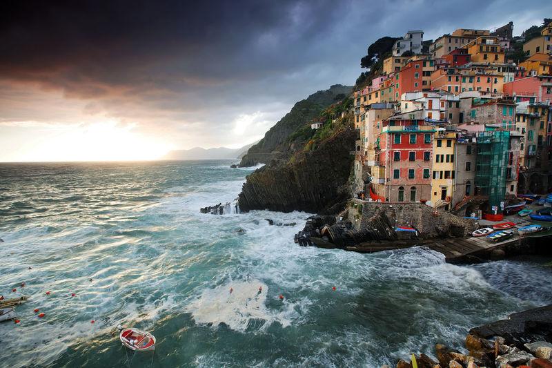 Canon Bella Cinque Terre Italy Liguria Liguria,Italy Mediteranean Resort Riomaggiore Tourism Tourism Destination Touristic Travel Travel Destinations Travel Photography