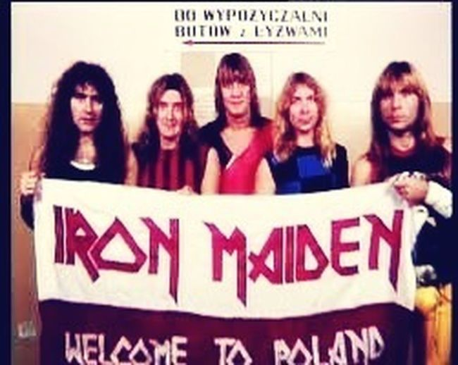 Up The Irons Iron Maiden Yeah Life After Death
