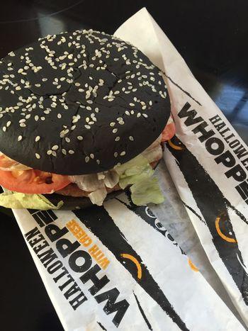 Burgerking Poop Green Science Project