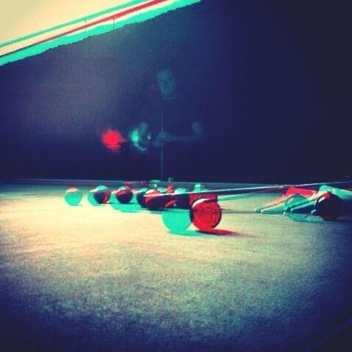At Snooker Club